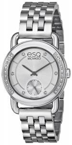 [イーエスキューモバード]ESQ Movado 腕時計 Classica Analog Display Swiss Quartz Silver Watch 07101462 レディース [並行輸入品]