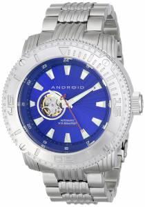 [アンドロイド]Android 腕時計 Silverjet Analog JapaneseAutomatic Silver Watch AD746BBU メンズ [並行輸入品]
