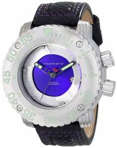 [アンドロイド]Android 腕時計 DM Gauge Blades Analog JapaneseAutomatic Black Watch AD733BPU メンズ [並行輸入品]
