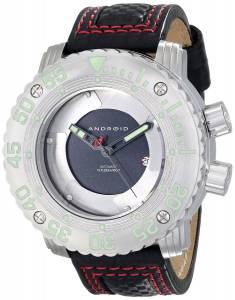 [アンドロイド]Android 腕時計 DM Gauge Blades Analog JapaneseAutomatic Black Watch AD733BK メンズ [並行輸入品]