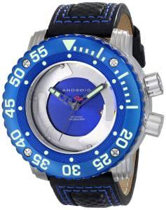 [アンドロイド]Android 腕時計 DM Gauge Blades Analog JapaneseAutomatic Blue Watch AD733BBUBU メンズ [並行輸入品]
