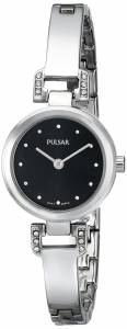 [パルサー]Pulsar 腕時計 Everyday Value Analog Display Japanese Quartz Silver Watch PRW003X レディース [並行輸入品]