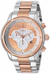 [マルコ]MULCO 腕時計 Ferro Mirror Analog Display Swiss Quartz Two Tone Watch MW5-2034-014 ユニセックス [並行輸入品]
