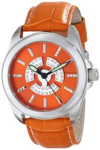 [アンドロイド]Android 腕時計 Flower with Swarovski Analog JapaneseQuartz Orange Watch AD735ARG レディース [並行輸入品]