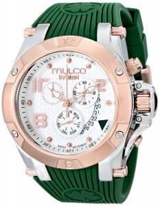 [マルコ]MULCO 腕時計 Analog Display Swiss Quartz Green Watch MW5-2029-473 ユニセックス [並行輸入品]