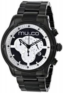 [マルコ]MULCO 腕時計 Ferro Mirror Analog Display Swiss Quartz Black Watch MW5-2034-020 ユニセックス [並行輸入品]
