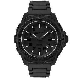 [アーマーライト]Armourlite Isobrite T100 Eclipse Watch Green & Orange Tritium Black ISO212