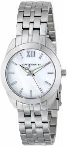 [アンドロイド]Android 腕時計 Idyllic Analog JapaneseQuartz Silver Watch AD771AW レディース [並行輸入品]