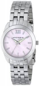 [アンドロイド]Android 腕時計 Idyllic Analog JapaneseQuartz Silver Watch AD771APK レディース [並行輸入品]