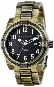 [アンドロイド]Android 腕時計 Frontline Analog JapaneseAutomatic Gold Watch AD713AGK メンズ [並行輸入品]