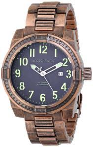 [アンドロイド]Android 腕時計 Frontline Analog JapaneseAutomatic Brown Watch AD713ABNK メンズ [並行輸入品]