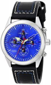 [アンドロイド]Android 腕時計 Satelgraph Analog JapaneseQuartz Black Watch AD689ABU ユニセックス [並行輸入品]