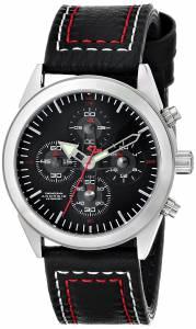 [アンドロイド]Android 腕時計 Satelgraph Analog JapaneseQuartz Black Watch AD689AK ユニセックス [並行輸入品]