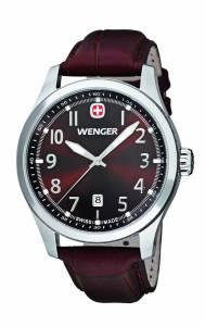 [ウェンガー]Wenger 腕時計 TerraGraph Brown Strap 010541119 メンズ [並行輸入品]
