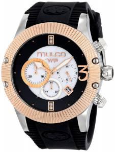[マルコ]MULCO 腕時計 Analog Display Japanese Quartz Black Watch MW5-2828-023 ユニセックス [並行輸入品]