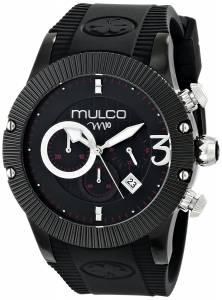 [マルコ]MULCO 腕時計 Analog Display Japanese Quartz Black Watch MW5-2828-025 ユニセックス [並行輸入品]
