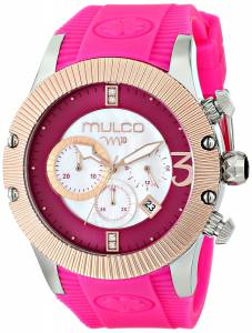 [マルコ]MULCO 腕時計 Analog Display Japanese Quartz Pink Watch MW5-2828-083 ユニセックス [並行輸入品]
