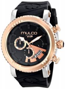 [マルコ]MULCO 腕時計 Analog Display Japanese Quartz Black Watch MW5-2870-023 ユニセックス [並行輸入品]
