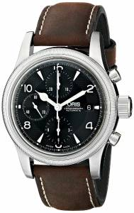 [オリス]Oris 腕時計 Oskar Analog Display Swiss Automatic Brown Watch 77475674084LS メンズ [並行輸入品]