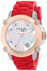 [マルコ]MULCO 腕時計 Analog Display Swiss Quartz Red Watch MW2-28086-161 レディース [並行輸入品]