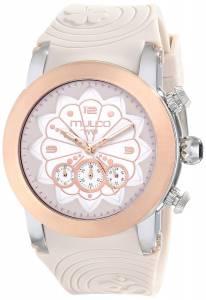 [マルコ]MULCO 腕時計 Analog Display Japanese Quartz Beige Watch MW5-2873-113 ユニセックス [並行輸入品]