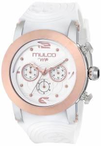[マルコ]MULCO 腕時計 Analog Display Japanese Quartz White Watch MW5-2873-013 ユニセックス [並行輸入品]