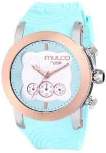 [マルコ]MULCO 腕時計 Analog Display Japanese Quartz Blue Watch MW5-2873-413 ユニセックス [並行輸入品]