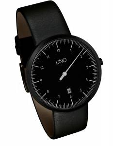 [ボッタデザイン]Botta-Design 腕時計 UNO 40 BLACK EDITION ONE HAND Watch by BottaDesign, 219012BE メンズ [並行輸入品]