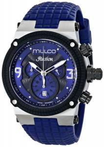 [マルコ]MULCO 腕時計 Ilusion Analog Display Swiss Quartz Blue Watch MW3-12140-415 ユニセックス [並行輸入品]