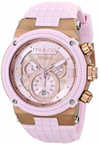 [マルコ]MULCO 腕時計 Ilusion Analog Display Swiss Quartz Pink Watch MW3-12140-813 ユニセックス [並行輸入品]