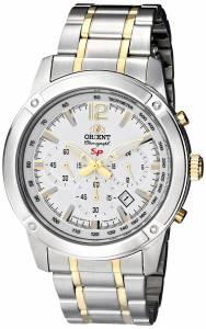 [オリエント]Orient 腕時計 SP Analog Display Japanese Quartz Silver Watch FTW01003W0 メンズ [並行輸入品]