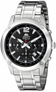 [オリエント]Orient 腕時計 SP Analog Display Japanese Quartz Silver Watch FTW01004B0 メンズ [並行輸入品]