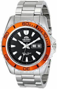[オリエント]Orient 腕時計 Mako XL Analog Display Japanese Automatic Silver Watch FEM75004B9 メンズ [並行輸入品]