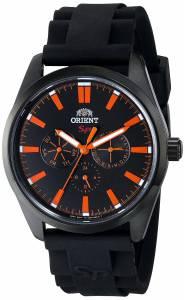 [オリエント]Orient 腕時計 SP Analog Display Japanese Quartz Black Watch FUX00002B0 メンズ [並行輸入品]