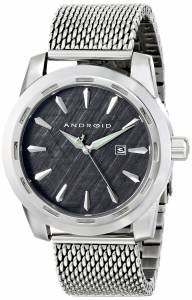 [アンドロイド]Android 腕時計 Caprice Analog Display Japanese Quartz Silver Watch AD768AK メンズ [並行輸入品]