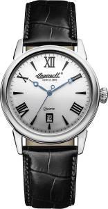 [インガソール]Ingersoll 腕時計 Grafton Analog Display Japanese Quartz Black Watch INQ001SLBK メンズ [並行輸入品]
