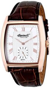 [インガソール]Ingersoll 腕時計 Warwick Analog Display Japanese Quartz Brown Watch INQ004SLRS メンズ [並行輸入品]