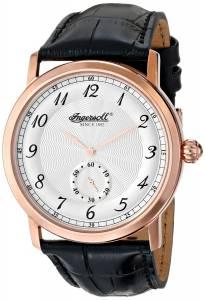 [インガソール]Ingersoll 腕時計 Milford Analog Display Japanese Quartz Black Watch INQ003SLRS メンズ [並行輸入品]
