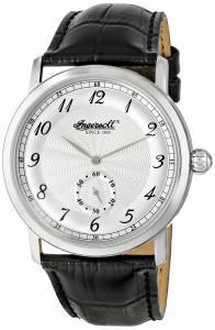 [インガソール]Ingersoll 腕時計 Milford Analog Display Japanese Quartz Black Watch INQ003SLSL メンズ [並行輸入品]