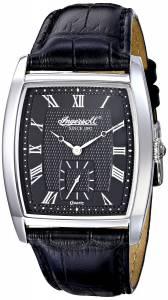 [インガソール]Ingersoll 腕時計 Warwick Analog Display Japanese Quartz Black Watch INQ004BKSL メンズ [並行輸入品]