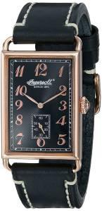 [インガソール]Ingersoll 腕時計 Salisbury Analog Display Japanese Quartz Black Watch INQ005BKRS メンズ [並行輸入品]