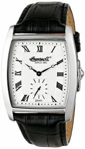 [インガソール]Ingersoll 腕時計 Warwick Analog Display Japanese Quartz Black Watch INQ004WHSL メンズ [並行輸入品]