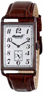 [インガソール]Ingersoll 腕時計 Salisbury Analog Display Japanese Quartz Brown Watch INQ005SLBR メンズ [並行輸入品]