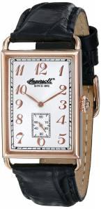 [インガソール]Ingersoll 腕時計 Salisbury Analog Display Japanese Quartz Black Watch INQ005SLRS メンズ [並行輸入品]