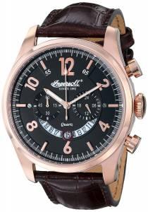 [インガソール]Ingersoll 腕時計 Chelsea Analog Display Japanese Quartz Brown Watch INQ007BKRS メンズ [並行輸入品]