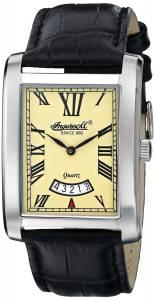 [インガソール]Ingersoll 腕時計 Park Analog Display Japanese Quartz Black Watch INQ011CMSL メンズ [並行輸入品]