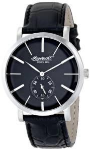[インガソール]Ingersoll 腕時計 Springfield Analog Display Swiss Quartz Black Watch INQ012BKSL メンズ [並行輸入品]