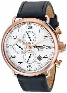 [インガソール]Ingersoll 腕時計 Balfour Analog Display Japanese Quartz Black Watch INQ009SLRS メンズ [並行輸入品]