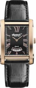[インガソール]Ingersoll 腕時計 Park Analog Display Japanese Quartz Black Watch INQ011BKRS メンズ [並行輸入品]
