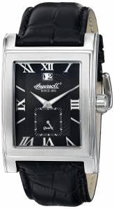 [インガソール]Ingersoll 腕時計 Kensington Analog Display Japanese Quartz Black Watch INQ013BKSL メンズ [並行輸入品]